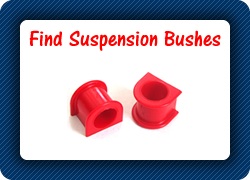 Search for suspension bushes